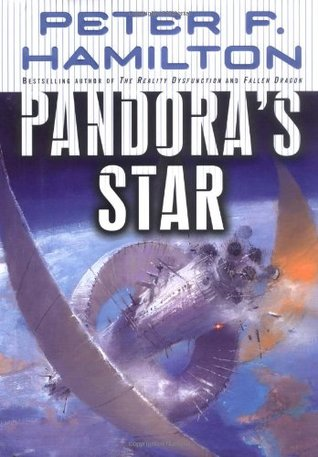 Pandora's Star Cover