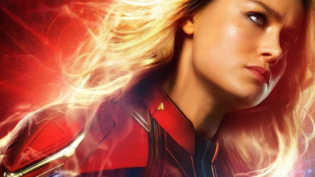brie larson stars as captain marvel in the 21st mcu movie