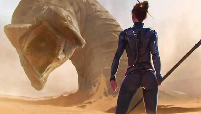 Dune 2020 remake film stars oscar isaac, javier bardem, josh brolin and jason momoa