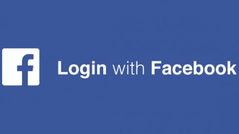 Register & Login with Facebook