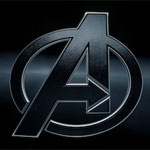 The Avengers logo small