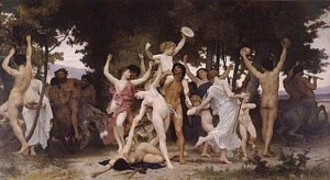 Ancient Roman party