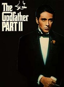 Godfather Part 2 poster