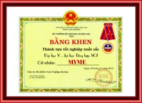 Bằng tốt nghiệp - Myme