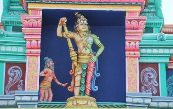 ardhanarishvara shiva depicting samkhya philosophy