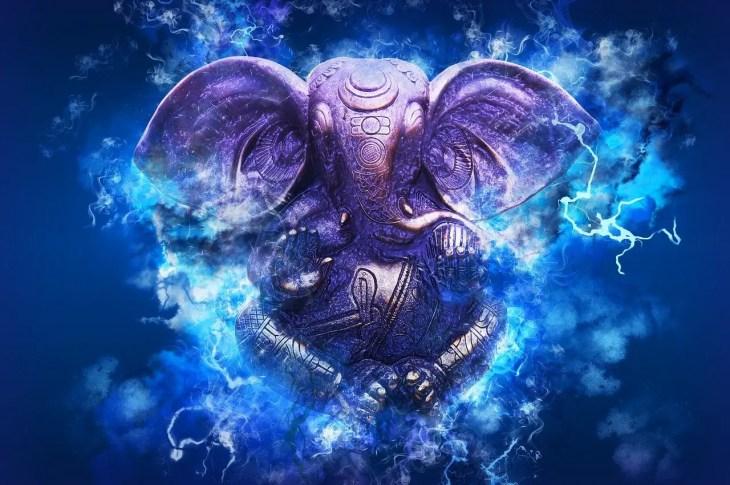 lord ganesha the brahman