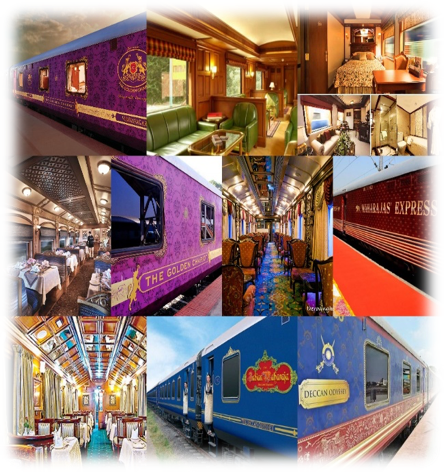 Indian railways experiences