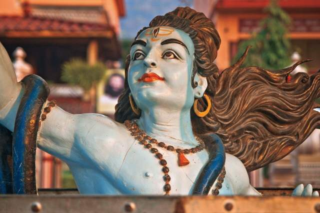 shiva the hero before patanjali siddhis system