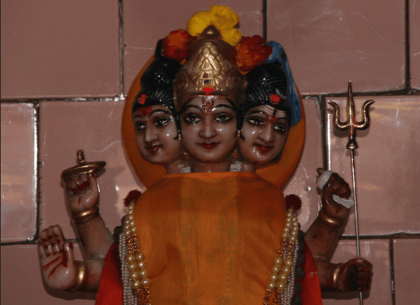 Dattatreya Avatar of Brahma