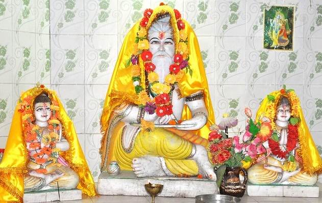 veda vyasa, the avtar in 24 avatars of vishnu