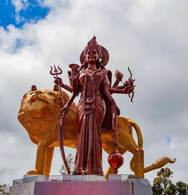 Image 1: 9 Avatars of Durga, Navadurga