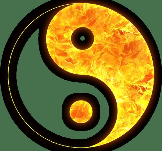 Yin Yan and Karma