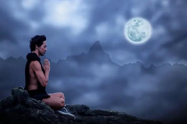 object based meditation