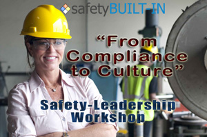 """""""From Compliance to Culture"""": Leading Safety Culture in the Organization"""
