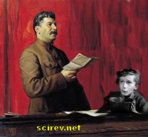 Stalin and Oliver Twist