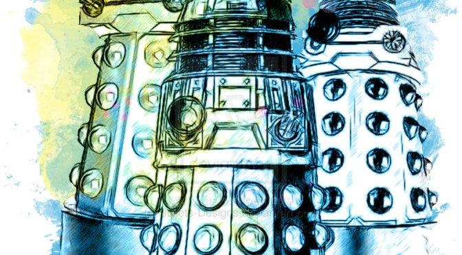 WhoSliders #14-Doctor Who and the Sliders: DALEKS AND DOMINION