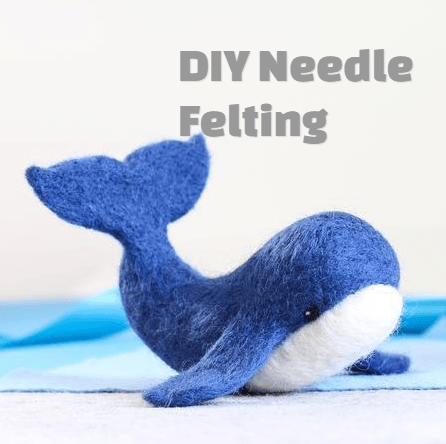 diy needle felting