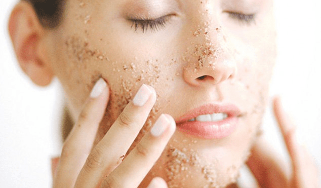 face scrub for acne
