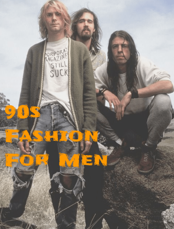 90s fashion men