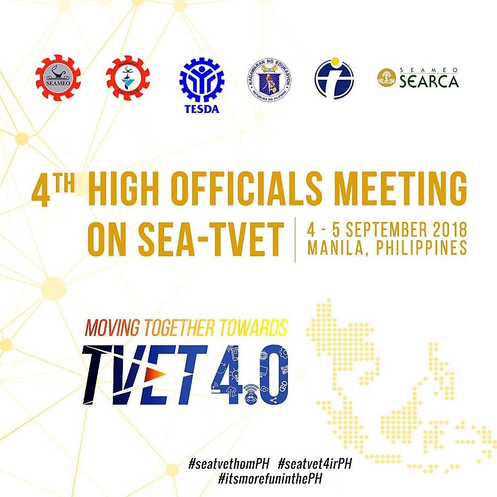 4th SEA TVET Meeting