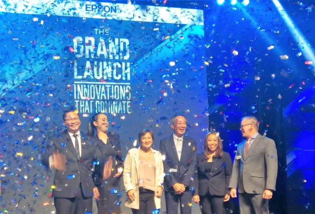 Innovations that Dominate': Epson PH introduces latest