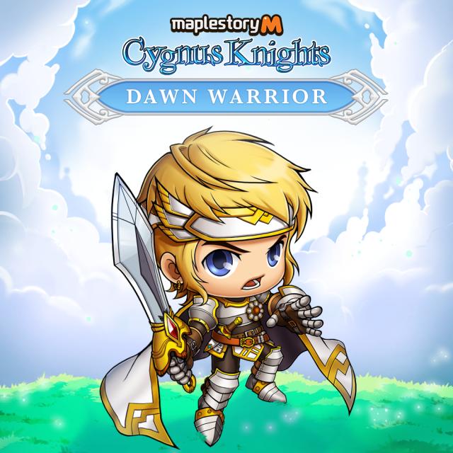 [MapleStory M] Dawn Warrior