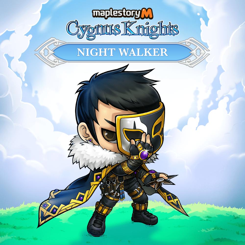 [MapleStory M] Night Walker (1)