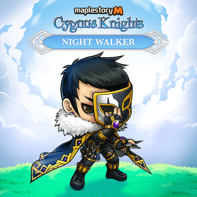 [MapleStory M] Night Walker (1)