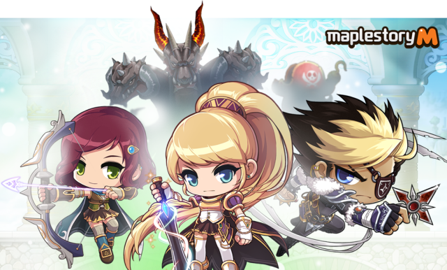 [MapleStory M] Update Preview