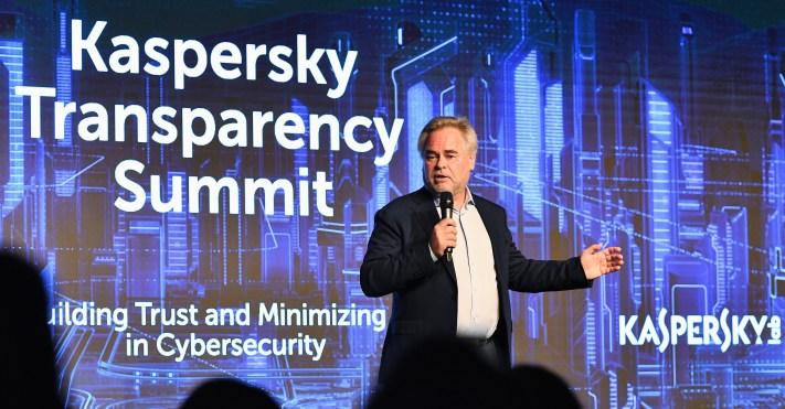 Kaspersky, Canalys Worldwide Vendor Benchmark, cybersecurity,
