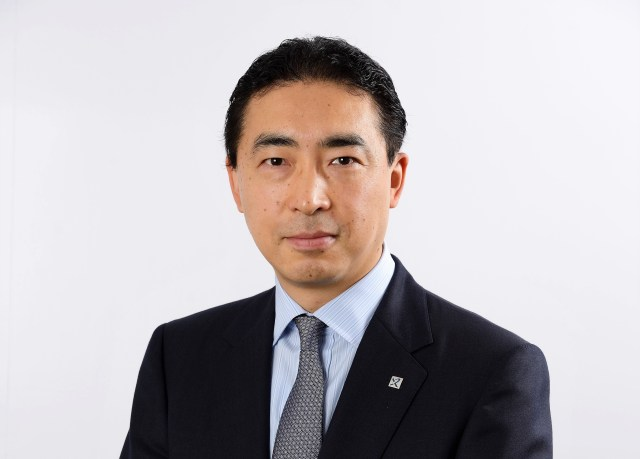 Hideo Shirakawa managing director Grundfos -