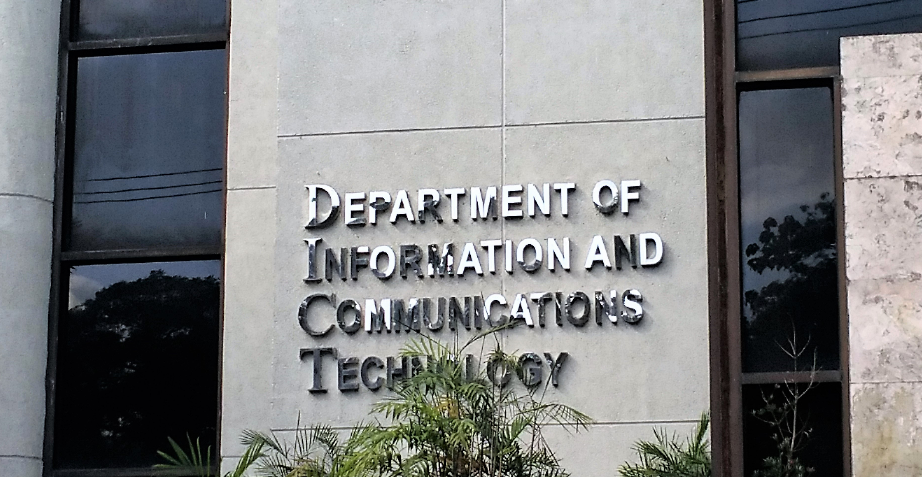 DICT Building - Science and Digital News