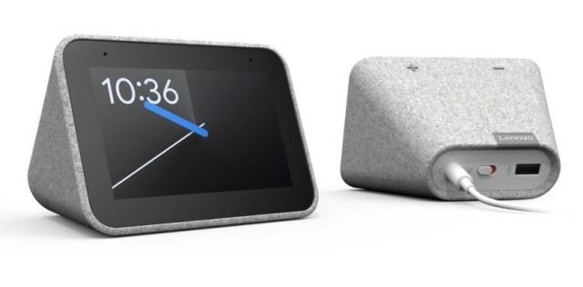 Lenovo Smart clock - Science and Digital News
