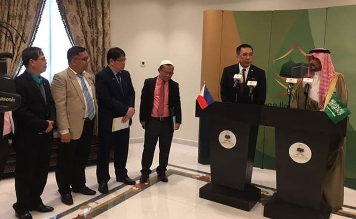 NCMF Philippines and Saudi Arabia meeting by Director Datu Ramos Jr - Science and Digital News