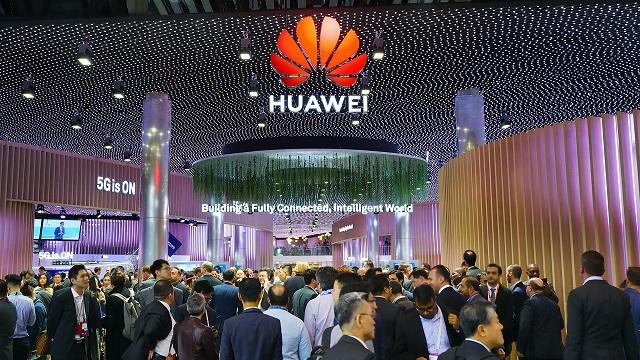 Huawei at MWC 2019 b