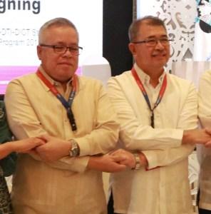 First Circle and DTI renews partnership.