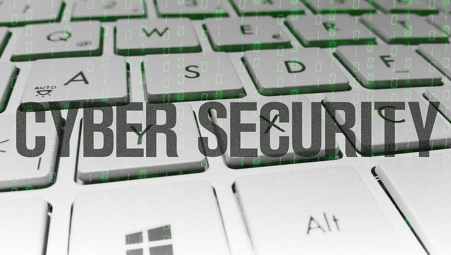Cybersecurity on Pixabay