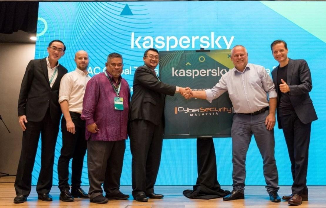 Kaspersky in Malaysia M