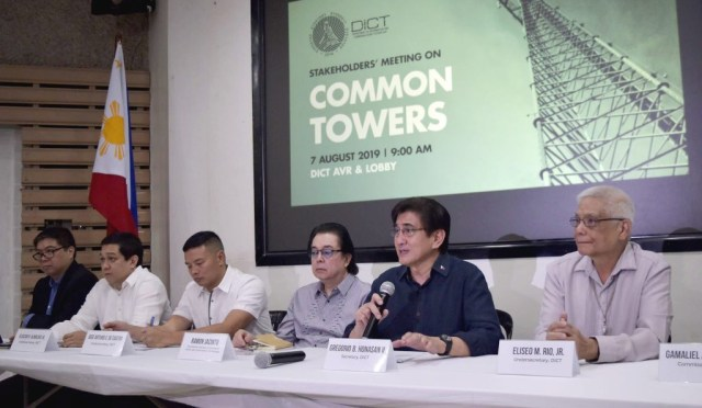 DICT, common towers, Ilocos Sur, gains ground, ICT, telecoms