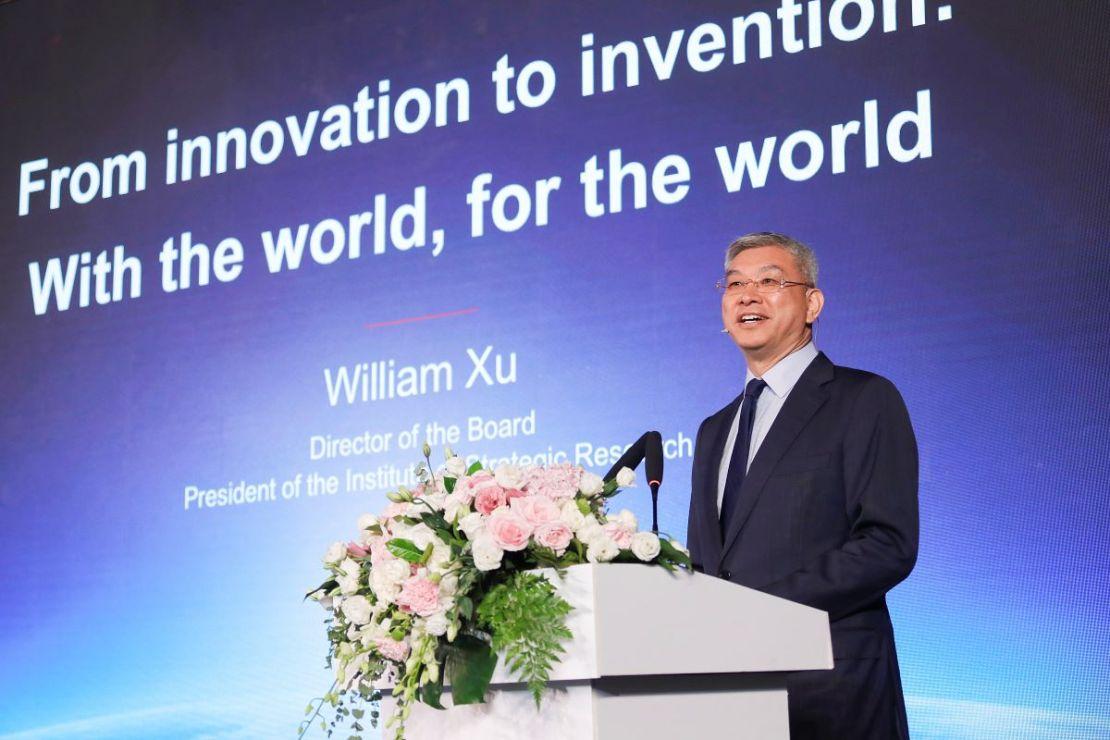 Huawei Board Director William Xu