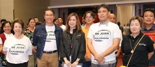 Ayala Coop, Be Juan, feeding, for health, kids