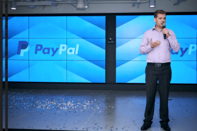 PayPal, 700, hires, workers, new site