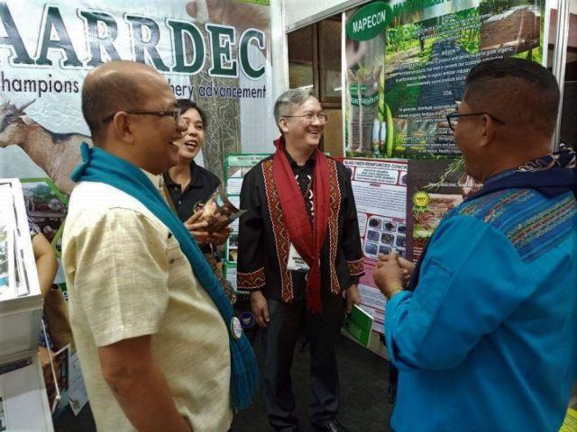 Raising halal goats, DOST-PCAARRD, USeP, SKSU, USM, Davao City