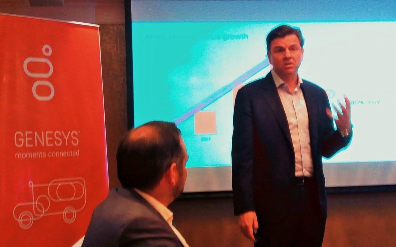 Genesys, commits, mind-blowing, Php10 billion, investment, Philippines