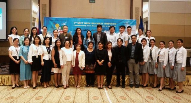 Mayor Isko Moreno, DOST, NRCP, UP, researchers, students, universities