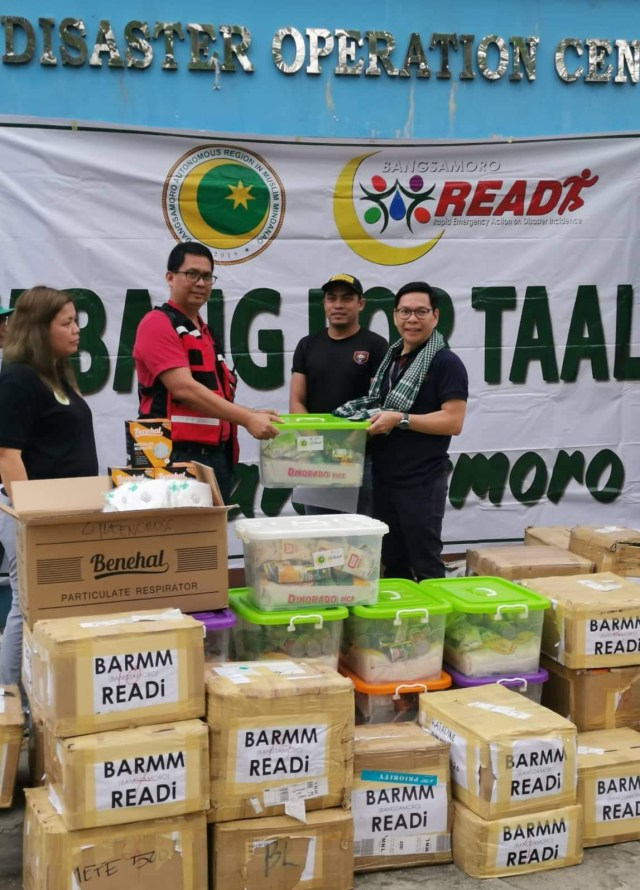 Double whammy, Taal Volcano, Marawi Siege, evacuees, Batangas, BARMM-MILF, READi