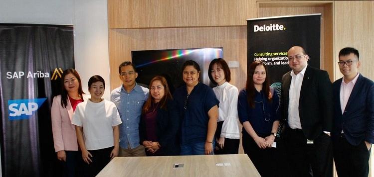 LapuLapu Leisure, goes digital, casino and resort project, SAP, Udenna Corp., Deloitte