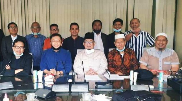 NCMF, ulama, imam, Covid-19, suspension of religious gatherings