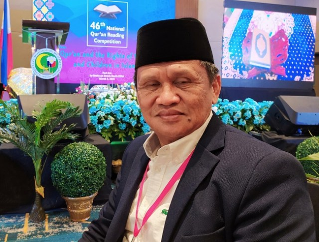 Guiwan, Amerol, 46th NQRC, NCMF, Qur'an reading, Pangarungan