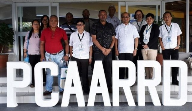 Papua New Guinea, DOST-PCAARDD, cooperation, agriculture, visit
